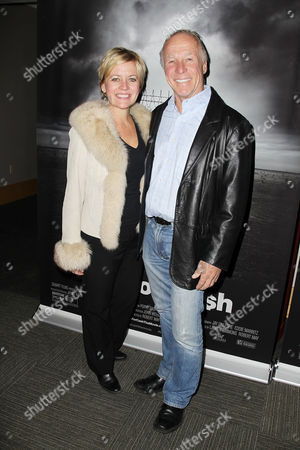 Jackie Martling with Emily Conner (girlfriend)