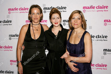 Editorial picture of MARIE CLAIRE MAGAZINE 'AN EVENING OF PHOTOGRAPHY', NEW YORK, AMERICA - 13 MAR 2006