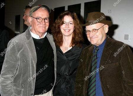 Buck Henry, Dana Delany, Edward Pressman