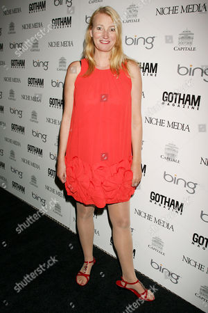 Editorial picture of Niche Medias Annual GOTHAM Gala, New York, America - 15 Mar 2010