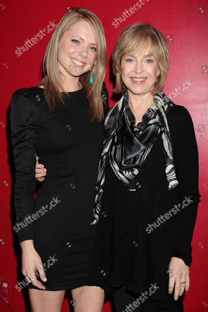 Collette Wolfe and Jill Eikenberry