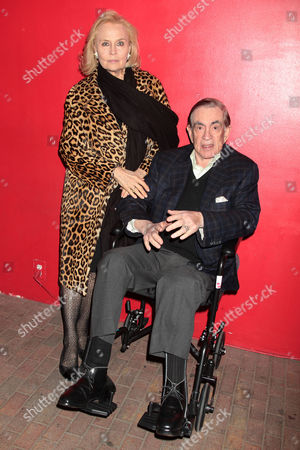 Stock Image of Elizabeth Bregman and Martin Bregman