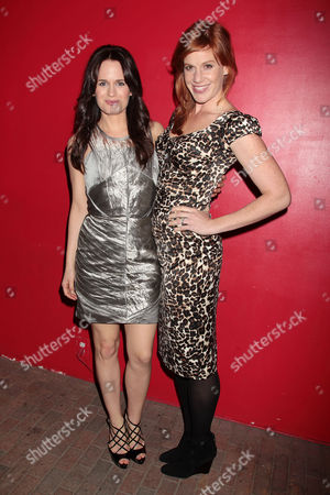 Elizabeth Reaser and Kate Nowlin