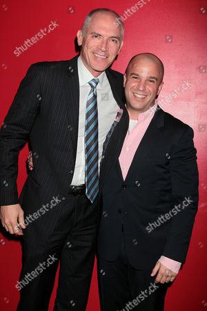 Joe Drake and Nathan Kahane