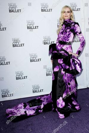 Editorial image of New York City Ballet's Third Annual Fall Fashion Gala, America - 23 Sep 2014