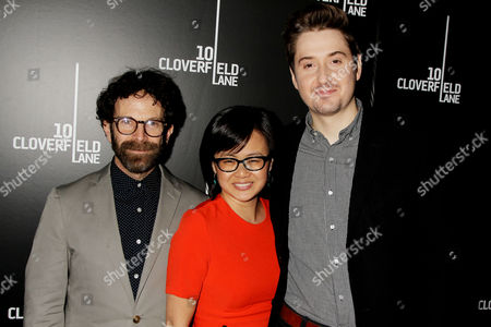 Stock Photo of Charlie Kaufman, Rosa Tran and Duke Johnson