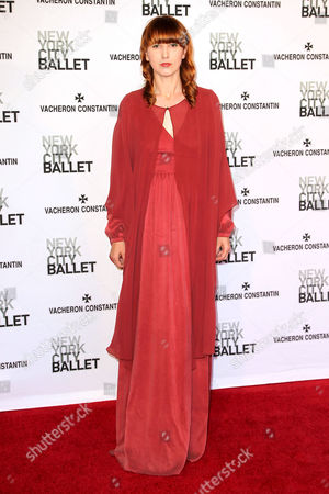 Editorial image of New York City Ballet Spring Gala, America - 07 May 2015