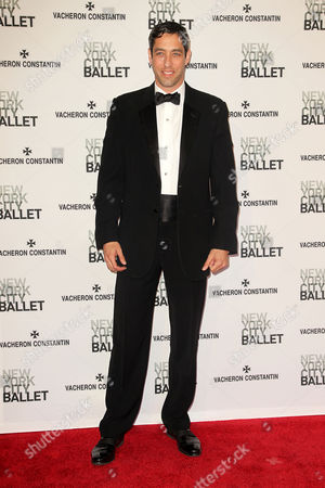 Editorial picture of New York City Ballet Spring Gala, America - 07 May 2015