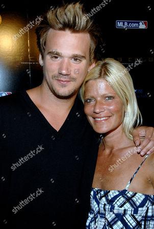 Sean Stewart and Lizzie Grubman