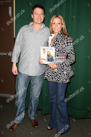 Stock Photo of Chuck White and Sheryl Crow