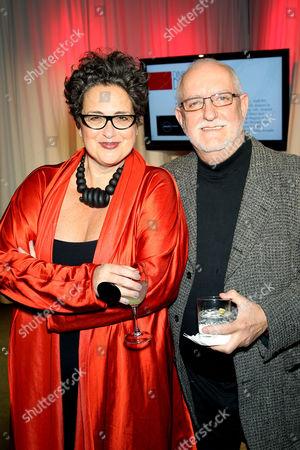 Cindy Allen (DIFFA Chairman), David Sheppard