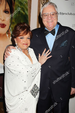 Connie Francis and Pat Cooper