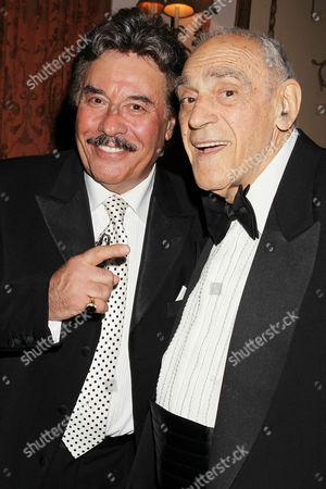 Tony Orlando and Abe Vigoda
