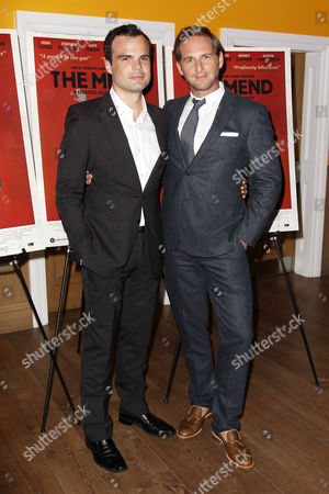 Stock Picture of Stephen Plunkett and Josh Lucas