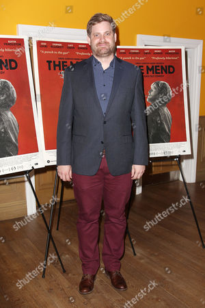 Editorial image of 'The Mend' film premiere, New York, America - 17 Aug 2015