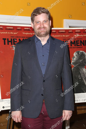 Editorial picture of 'The Mend' film premiere, New York, America - 17 Aug 2015
