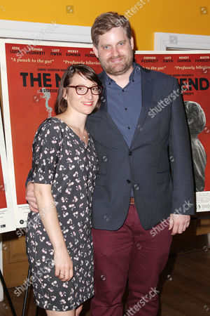 Stock Photo of Myna Joseph (Producer) and John Magary (Director)