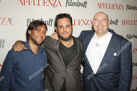 Steve Beckman, Kevin Asch, Antonio Macia