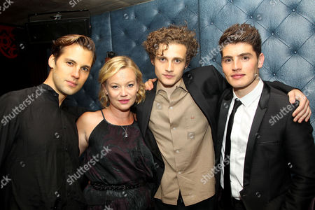 Editorial picture of 'Affluenza' film screening, After Party, New York, America - 09 Jul 2014