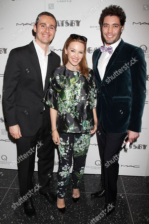 Editorial picture of 'The Great Gatsby' film screening hosted by Quintessentially Lifestyle, New York, America - 05 May 2013