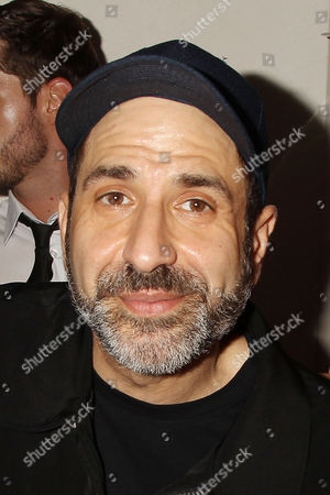 Stock Image of Dave Attell