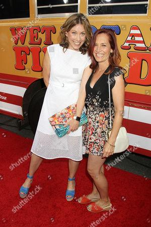 Nina Hellman and Marisa Ryan