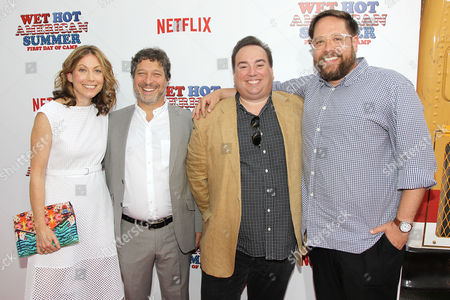Nina Hellman, Jonathan Stern (Executive Producer), Peter Principato (Executive Producer) and Zak Orth