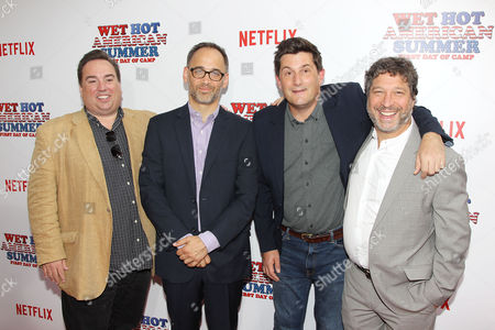 Peter Principato (Executive Producer), David Wain, Michael Showalter and Jonathan Stern (Exec. Prod)