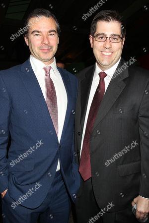 Robert Bernstein and Dylan Wiley