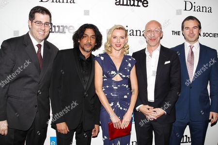 Stock Photo of Dylan Wiley, Naveen Andrews, Naomi Watts, Oliver Hirschbiegel