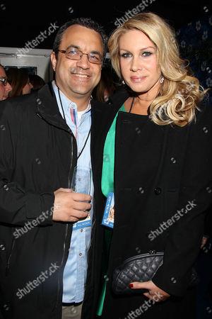 Jack Giarraputo and Heather Parry (Producers)