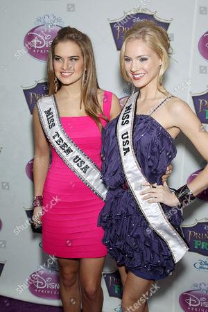 Miss Teen USA Stormi Henley and Miss USA Kristen Dalton