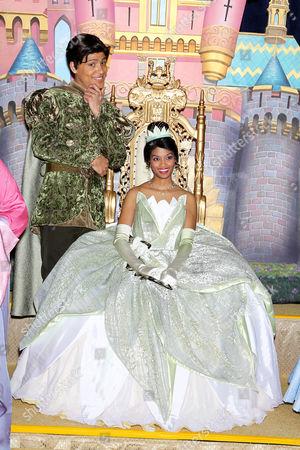 Stock Photo of Princess Tiana