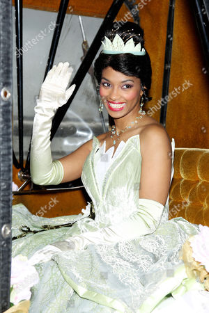 Editorial photo of 'The Princess and the Frog' DVD release party and coronation at The Palace Hotel, New York, America - 14 Mar 2010
