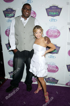 Michael-Leon Wooley and Jennifer Cody