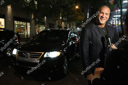 Editorial picture of Volkswagen at Fashion's Night Out, New York, America - 10 Sep 2010