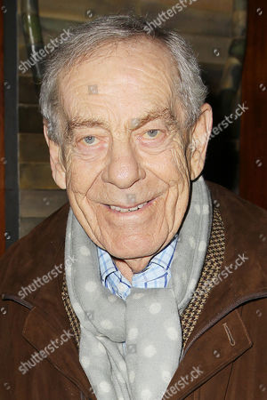 Stock Picture of Morley Safer