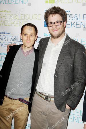 Will Reiser and Seth Rogen