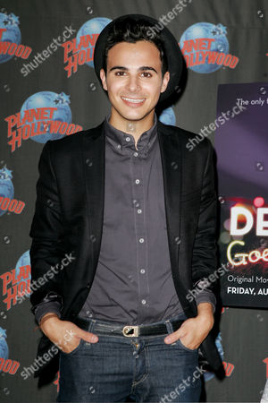 Editorial picture of 'Degrassi Goes Hollywood' at Planet Hollywood Times Square, New York, NY - 12 Aug 2009