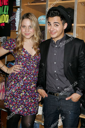 Lauren Collins and Adamo Ruggiero
