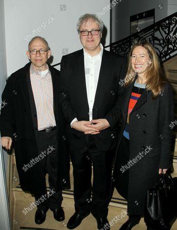 Bob Balaban, Simon Curtis, Rachael Horovitz