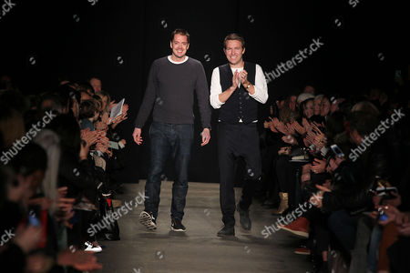 Marcus Wainwright and David Neville