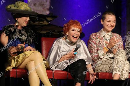 Debra Rapoport, Ilona Smithkin, Lina Plioplyte (Director)