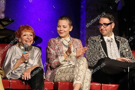 Ilona Smithkin, Lina Plioplyte (Director) and Ari Cohen