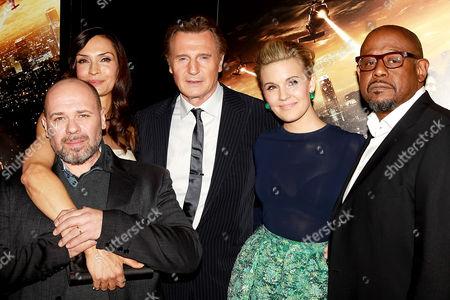 Olivier Megaton, Famke Janssen, Liam Neeson, Maggie Grace, Forest Whitaker