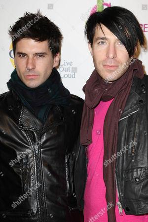 Geordon Nicol and Greg Krelenstein (Mishapes)