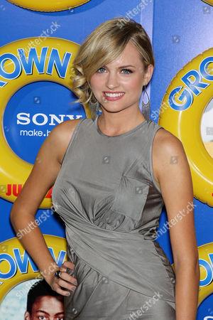 Stock Image of Madison Riley