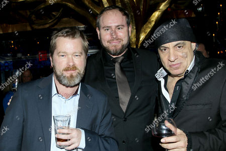 Editorial picture of 'Lilyhammer' TV Series Season 2 Screening after party, New York, America - 19 Nov 2013