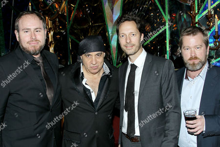 Editorial image of 'Lilyhammer' TV Series Season 2 Screening after party, New York, America - 19 Nov 2013