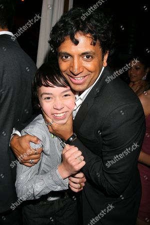 Editorial picture of 'The Last Airbender' Film Premiere After Party, New York, America - 30 Jun 2010
